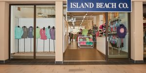 Island Beach Co., Confederation Court Mall