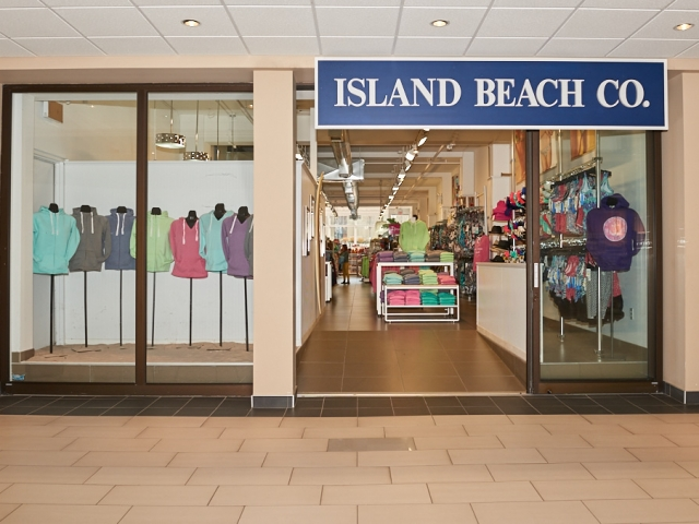 Island Beach Company, Confederation Court Mall