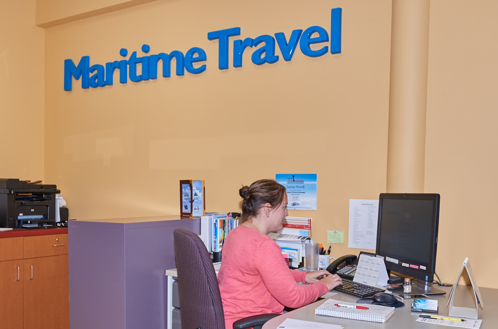Maritme Travel, Confederation Court Mall