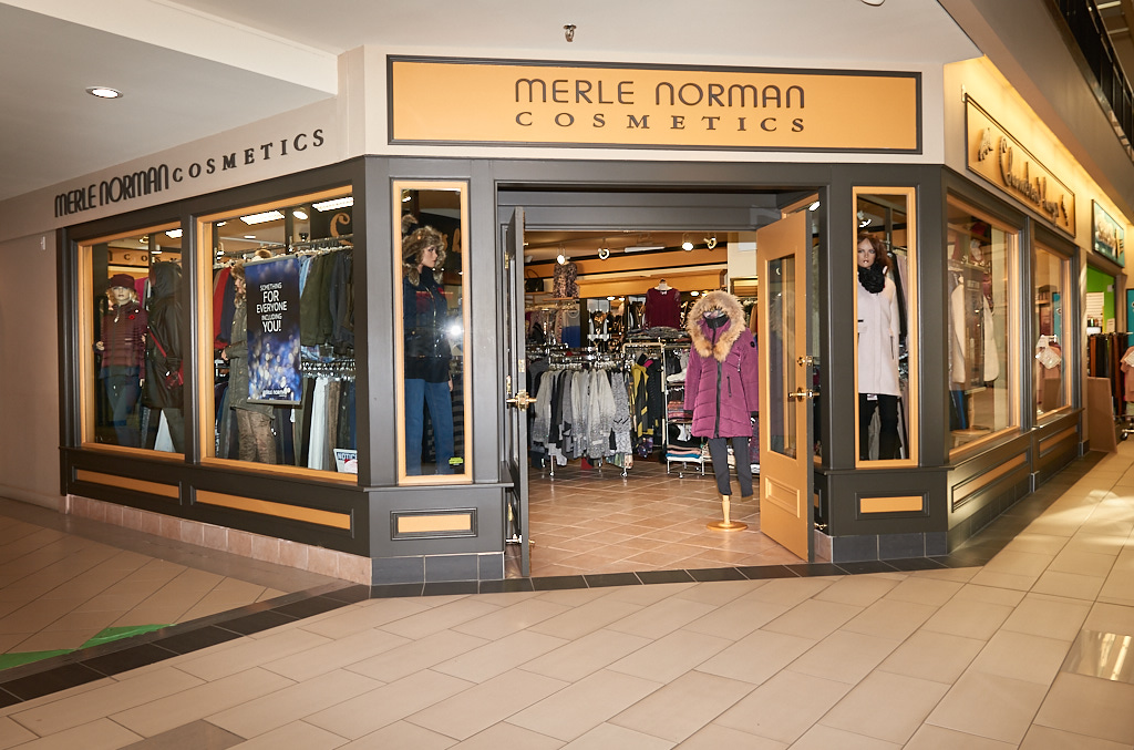 Merle Norman Cosmetics, Confederation Court Mall