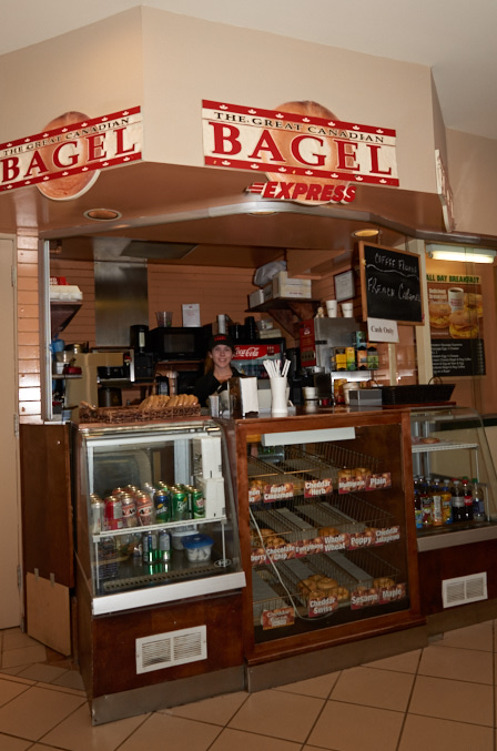 The Great Canadian Bagel, Confederation Court Mall