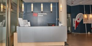 National Bank, Confederation Court Mall