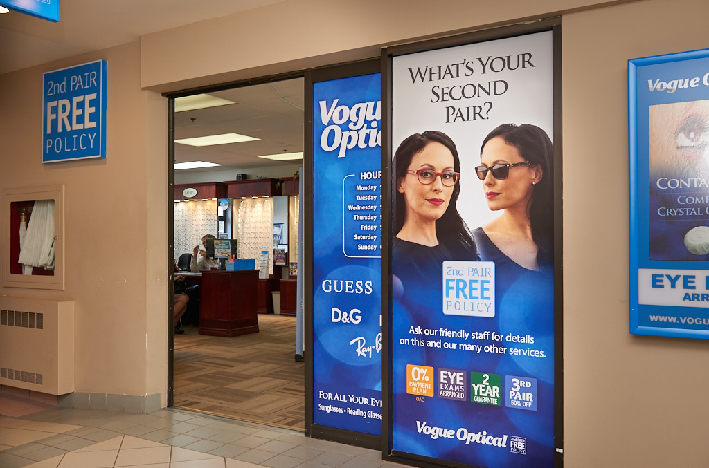 Vogue Optical Confederation Court Mall