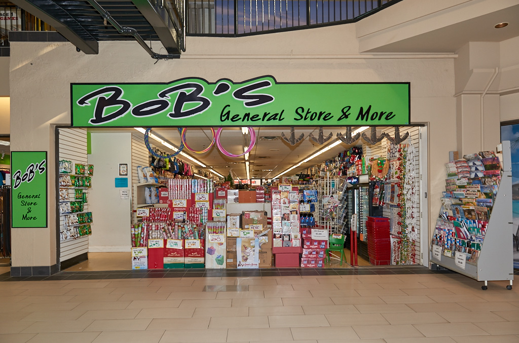 Bob's General Store, Confederation Court Mall