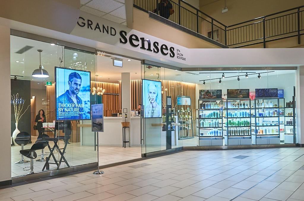 Grand Senses Spa, Confederation Court Mall