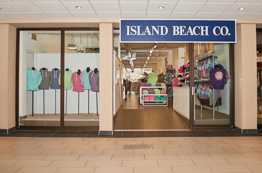 Island Beach Co., Confederation Court Mall