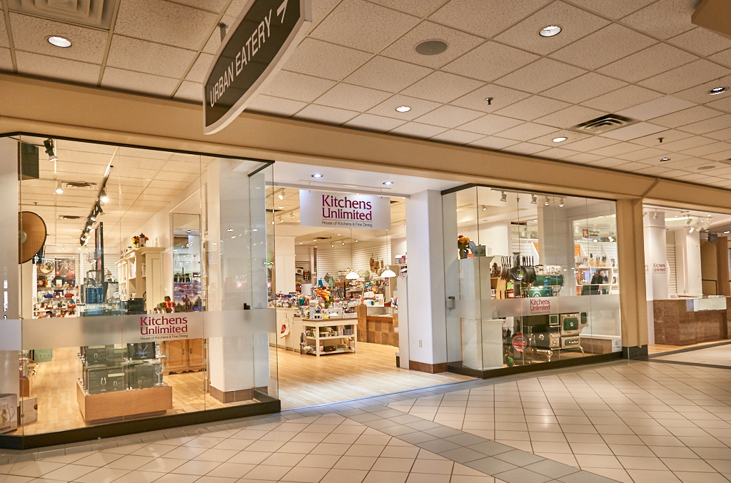 Kitchens Unlimited, Confederation Court Mall