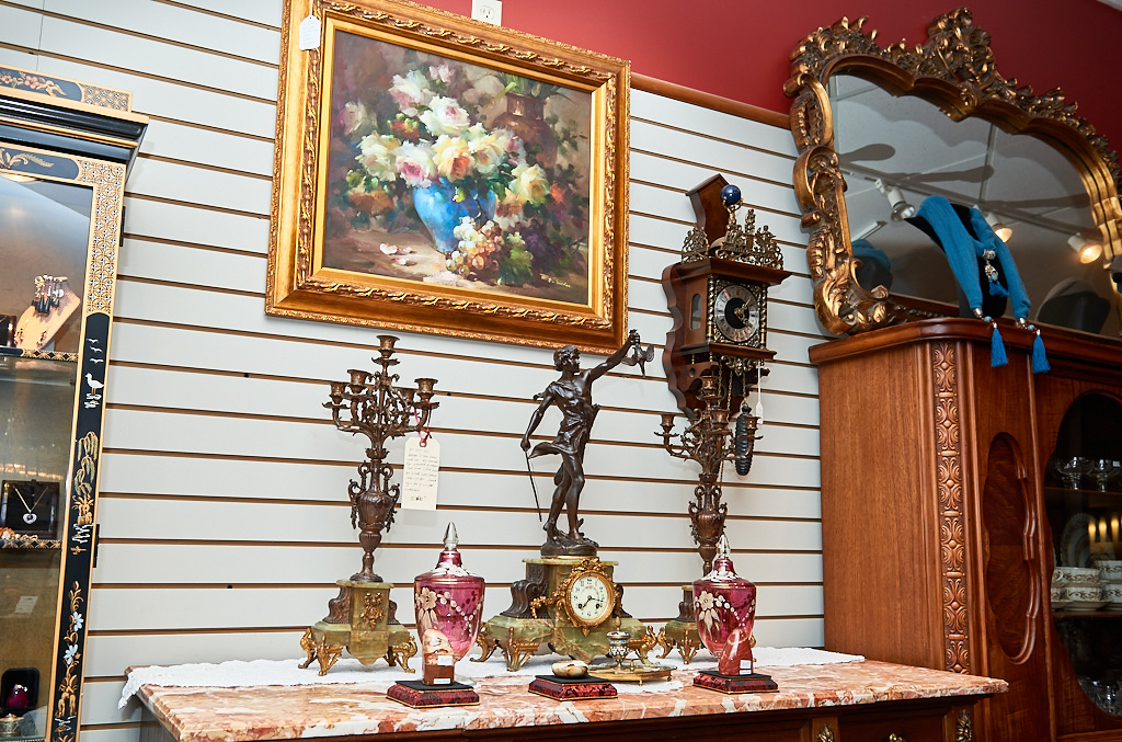 Mason Antiques, Confederation Court Mall