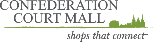 Confederation Court Mall logo